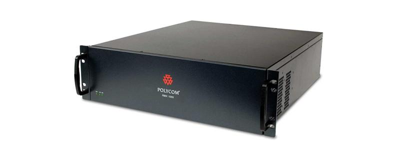 Polycom(ポリコム) RMX1000 製品紹介