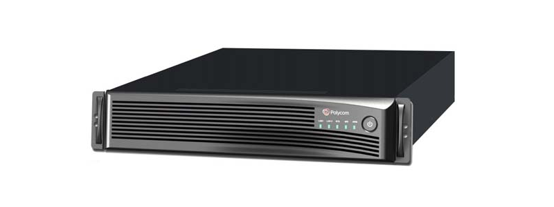 Polycom(ポリコム) RealPresence Collaboration Server (RPCS) 1800 製品紹介