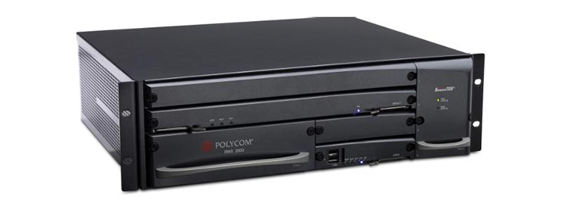 Polycom(ポリコム) RMX2000 製品紹介